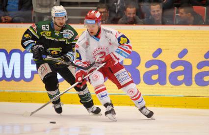 HC Oceláři - HC Energie Karlovy Vary