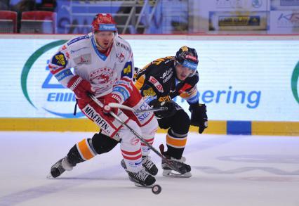 HC Oceláři - HC Verva Litvínov