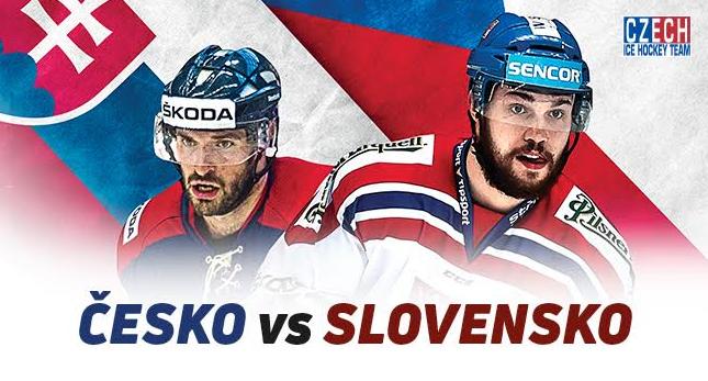 Česko vs. Slovensko
