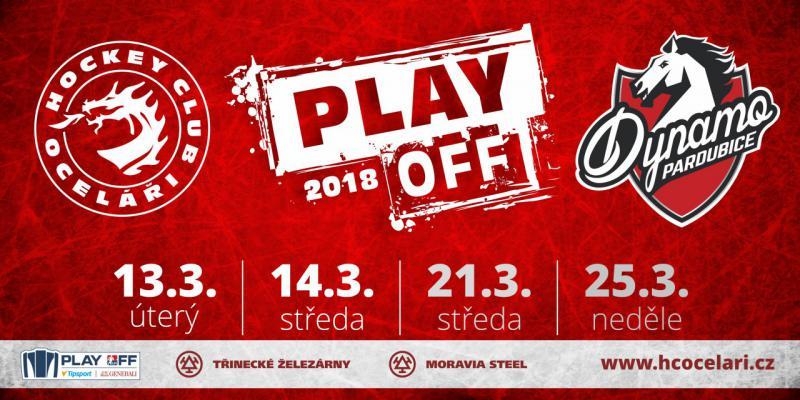 HC Oceláři - HC Dynamo Pardubice