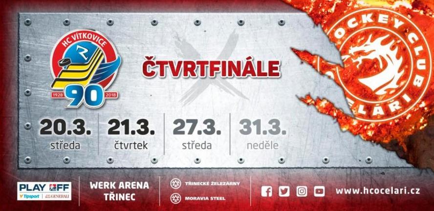 HC Oceláři - HC Vítkovice