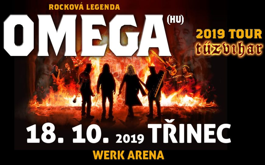 "OMEGA TOUR 2019 ""TŰZVIHAR"""