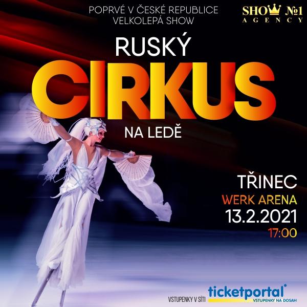 Ruský cirkus na ledě